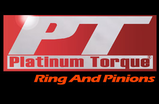 Platinum Torque - Ring and Pinions